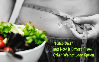 Paleo Diet and How It Differs From Other Weight Loss Option